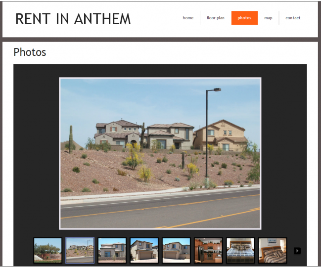 Rent In Anthem - Photo of Photos Page
