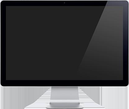 Picture of Mac Desktop Computer